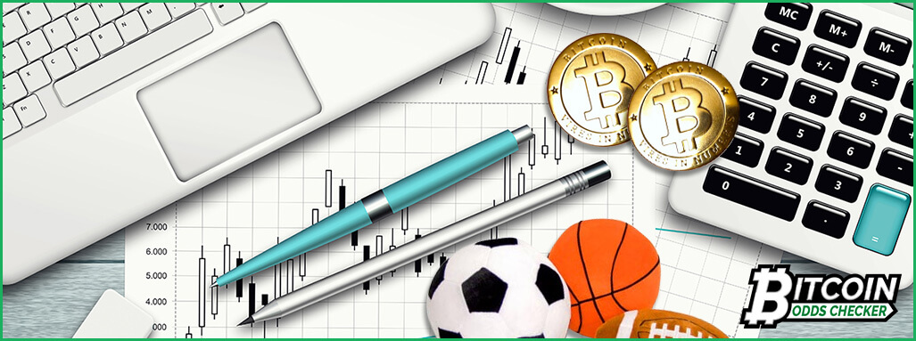 Bitcoinoddschecker - Bitcoin Sports Betting Statistics