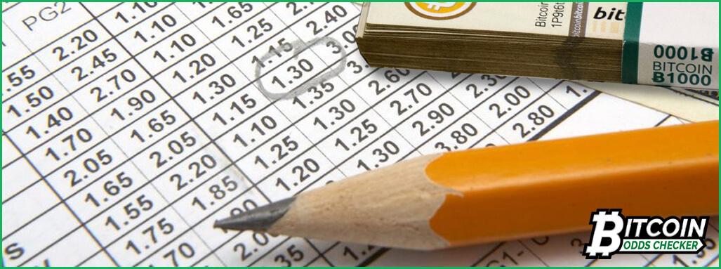 Bitcoinoddschecker - Bitcoin Sports Betting Tips
