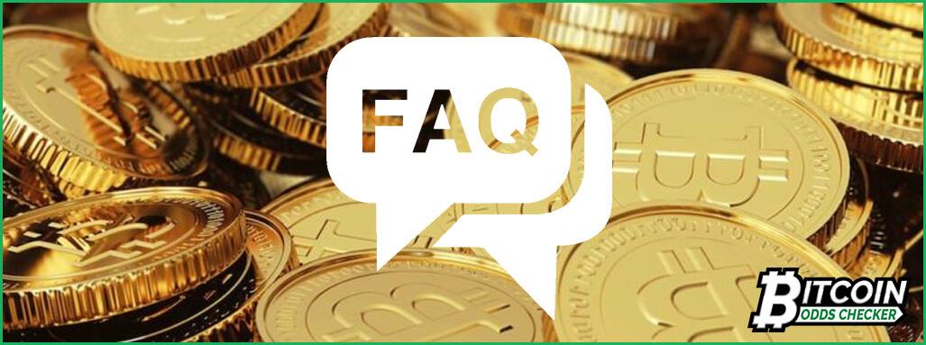 Bitcoinoddschecker - FAQ
