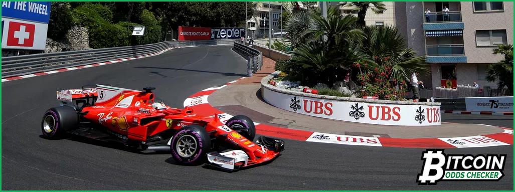 Motorsports odds