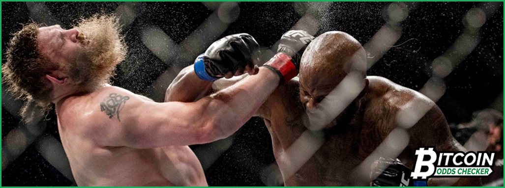 Bitcoinoddschecker - UFC