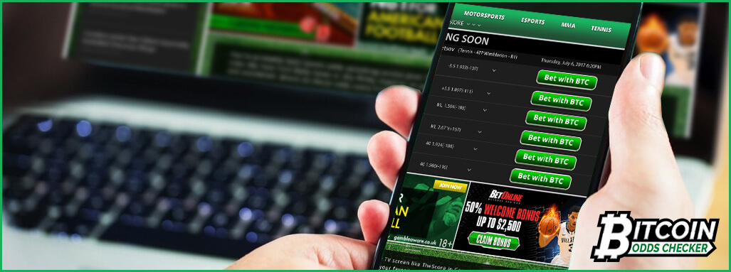 Bitcoinoddschecker - Win Bitcoins With Sportsbetting