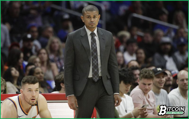 Phoenix Suns Head Coach Sacked After 0-3 Start