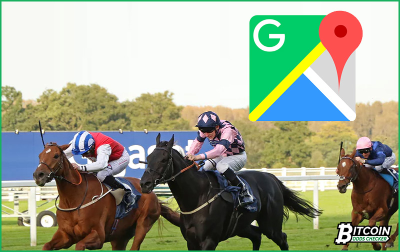UK Integrates The GPS Technology To In-Play Horserace Betting - Bitcoinoddschecker