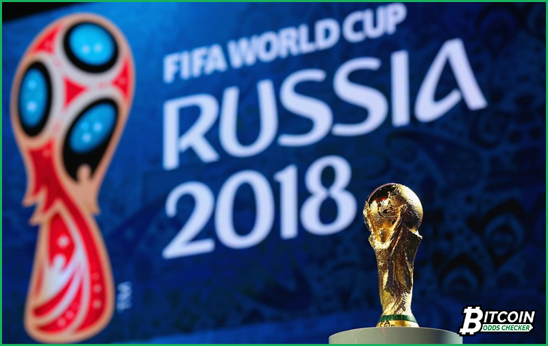 FIFA World Cup Draw 2018: Bitcoin Sports Betting Odds
