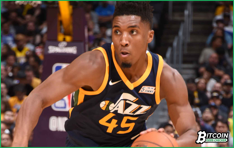 Donovan Mitchell Jumps Up The ROY Futures Odds