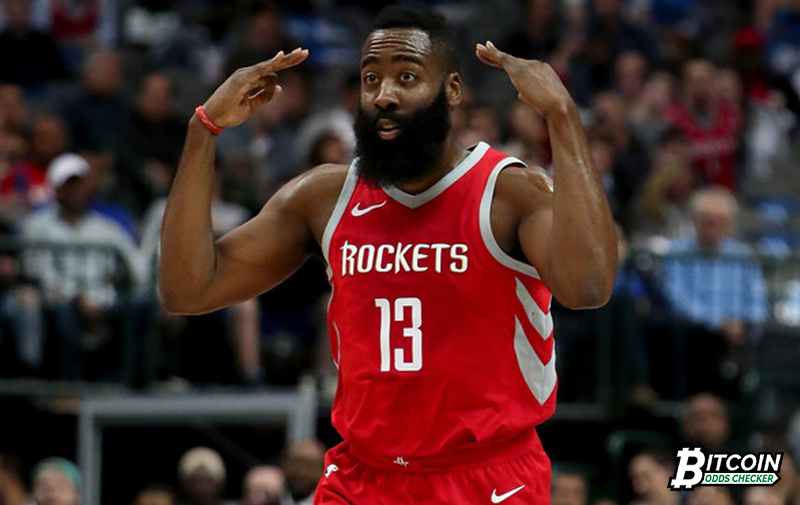 James Harden Pulls Away In MVP Futures Odds Halfway Into The Season