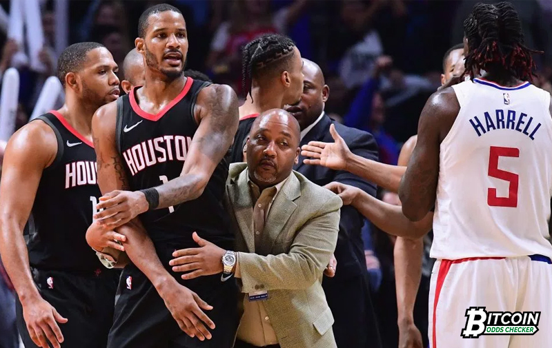 Houston Rockets Takes On Los Angeles Clippers At Staples Again
