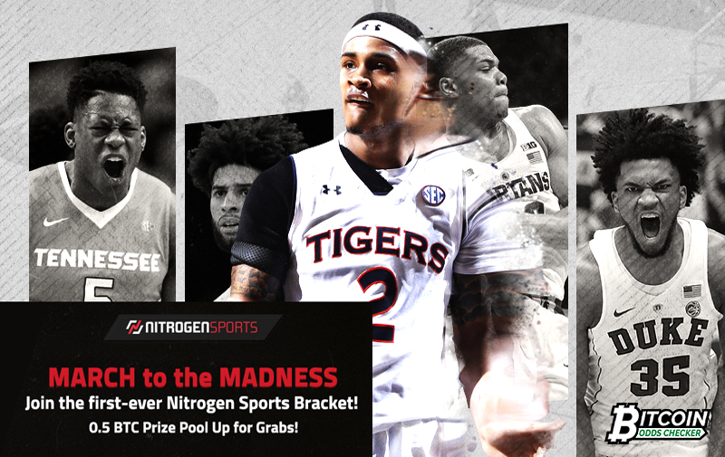 Join The NCAAB Hype With NitrogenSports' March To The Madness