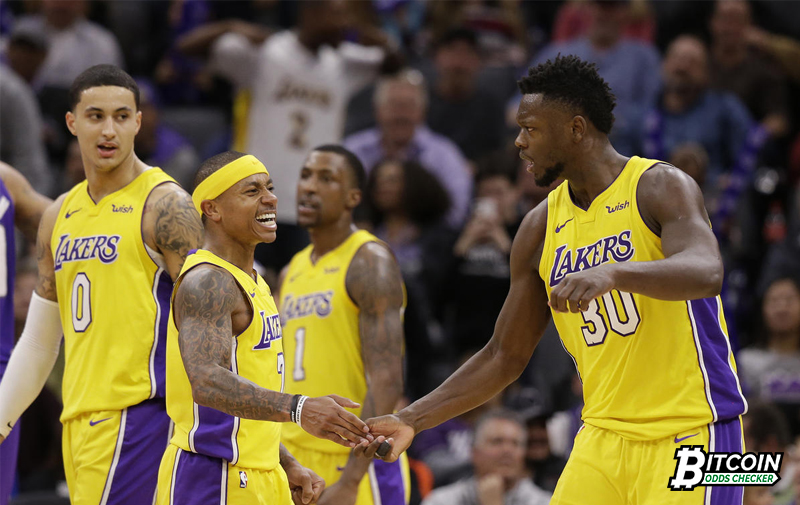 The Los Angeles Lakers' Season Is Pretty Much Done