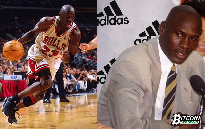 Michael Jordan Returns To NBA For The Third Time Around