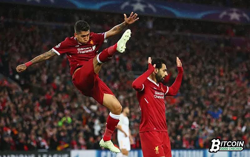 UEFA Champions League 2018 Semi-Final Leg 1