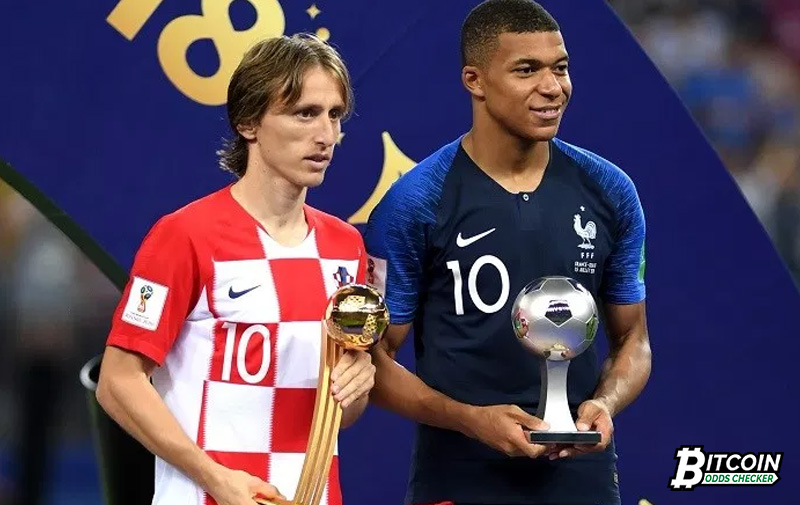 World Cup 2018 awards